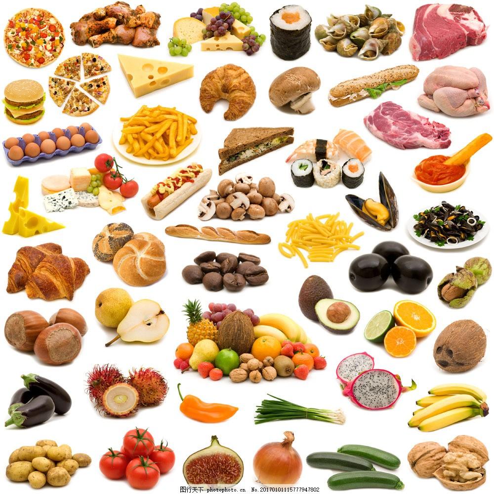 食物与食材 食物与食材图片素材 国外美食 新鲜水果 新鲜蔬菜 黄瓜
