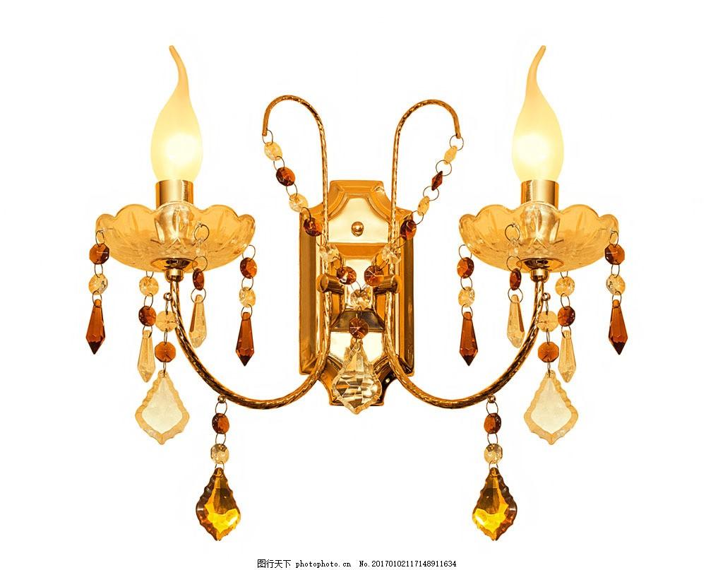 欧式时尚壁灯图片