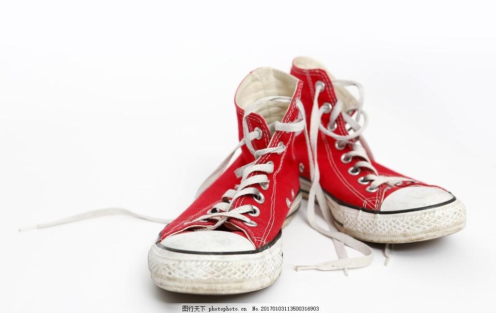帆布鞋 复古 经典 休闲 生活百科 体育用品 摄影 生活百科 生活素材