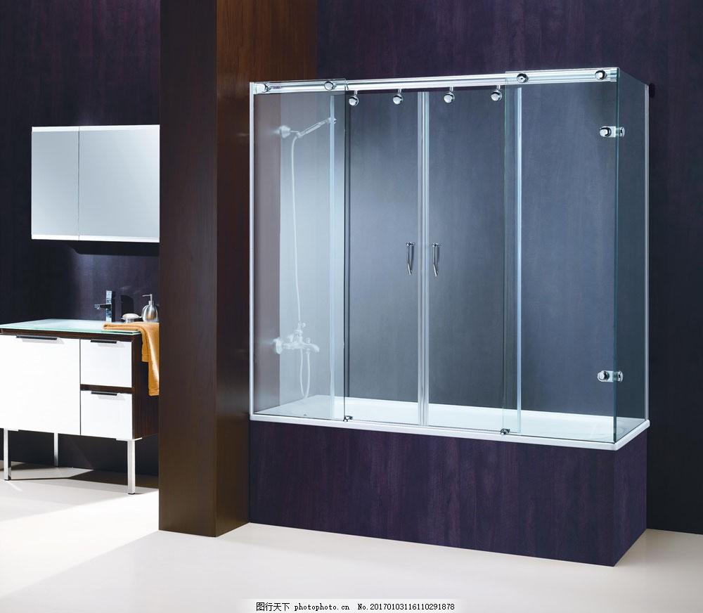 浴室装修效果图06 卫生间 浴室装修图片 浴室效果图 浴室装潢