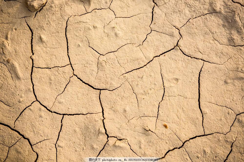 龟裂地面 龟裂地面图片素材 干枯的土地 土地裂缝 干涸土地 龟裂土地