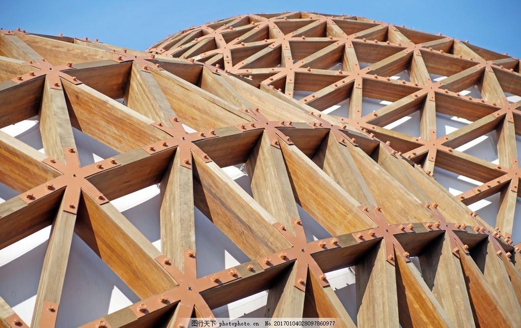 木结构建筑物高清