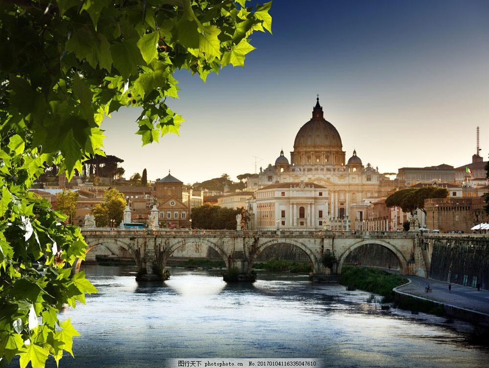 意大利建筑风景图片