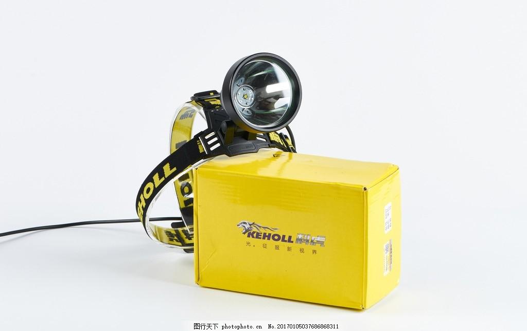 头灯用阻容降压电路图