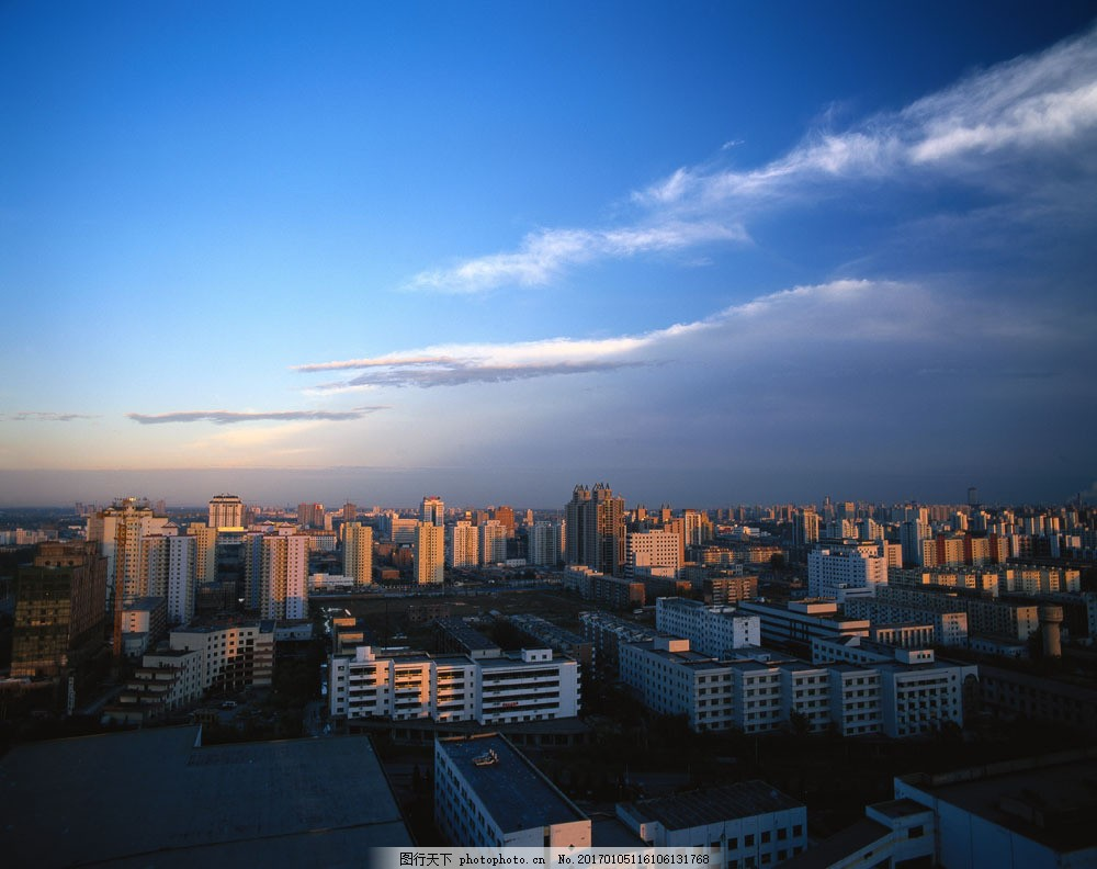 现代城市 现代都市 城市风景 高楼大厦 繁华都市 繁荣城市 道路 马路
