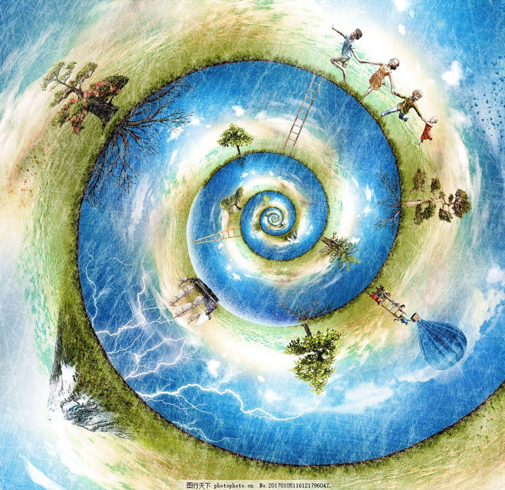 环保海洋旅游 环保海洋旅游图片素材 地球保护 生态环保 绿色环保图片