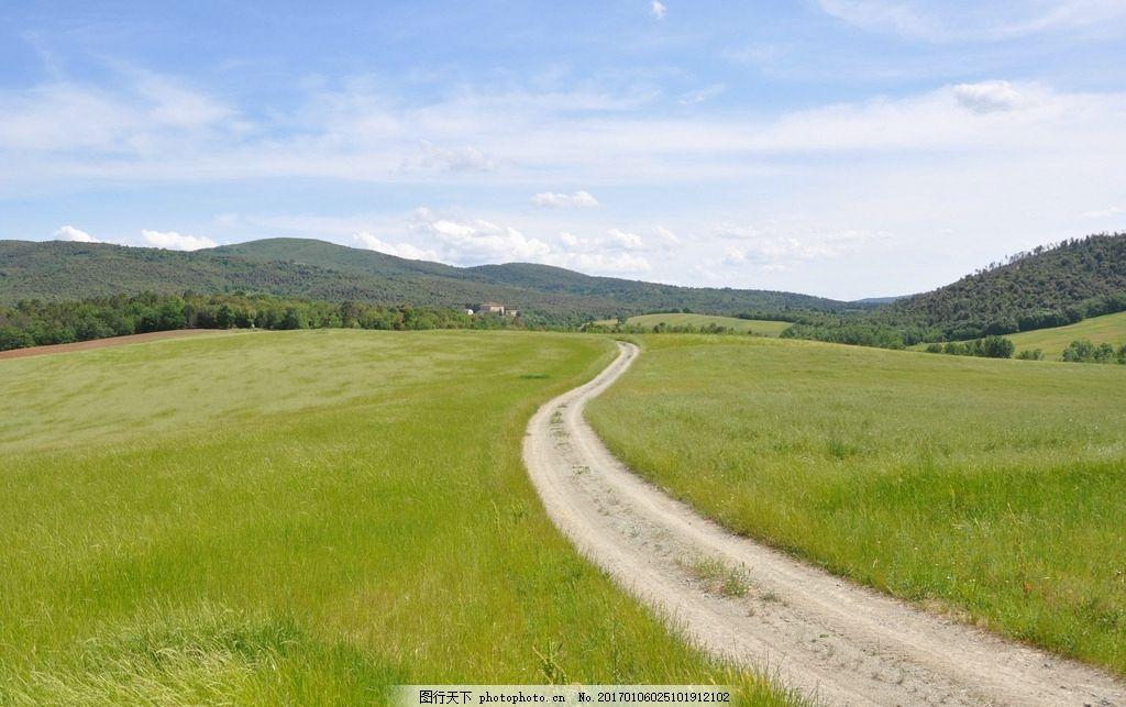 蜿蜒的道路