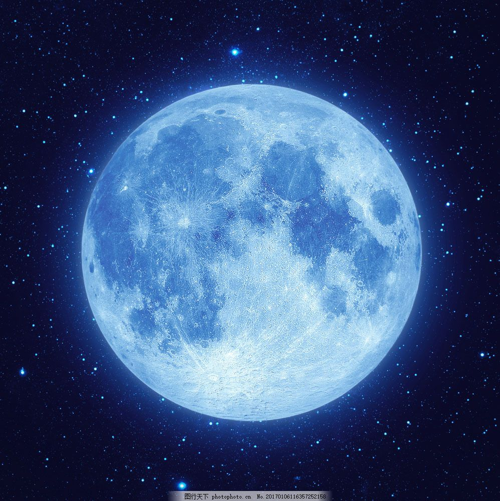 月亮 明月 月球表面 星空背景 宇宙背景 天空图片 风景图片 天空云彩