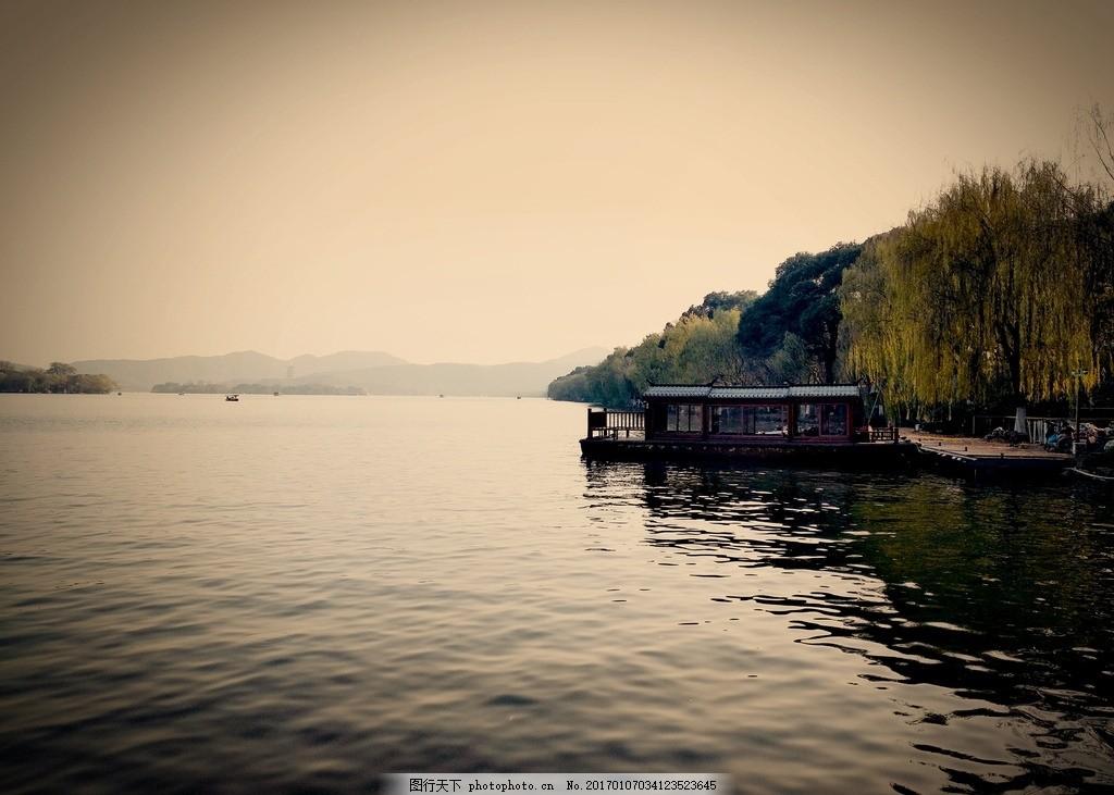 回忆西湖 回忆 西湖 美景 留念 难忘 小船 摄影 旅游摄影 自然风景 72