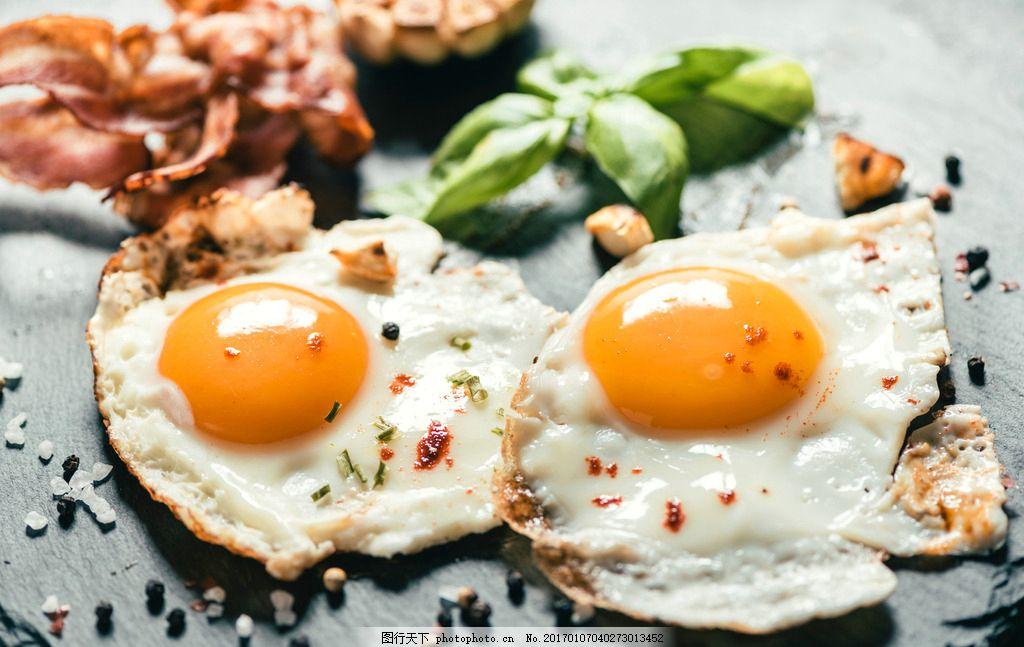 唯美 美食 美味 食物 食品 营养 健康 煎蛋 煎鸡蛋 荷包蛋 广式煎蛋