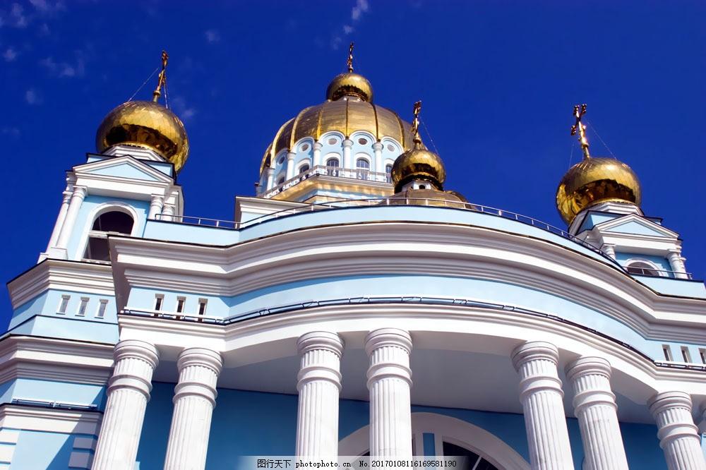 欧式风格宏伟建筑图片图片