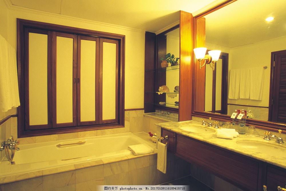 浴室装修效果图图片