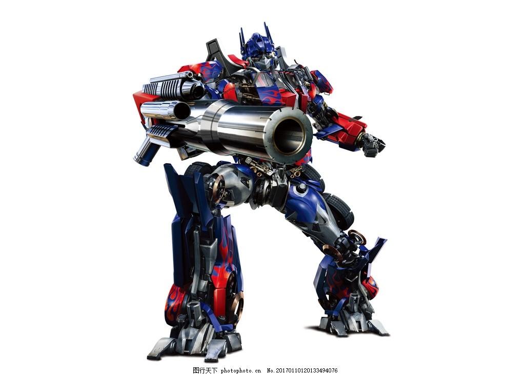 变形金刚 机器人 擎天柱 汽车人 博派 电影角色 科幻电影 摄影