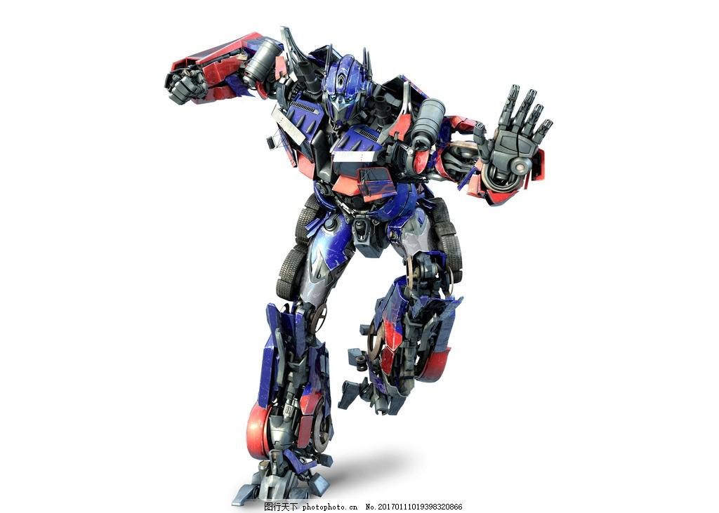 变形金刚2 变形金刚 机器人 擎天柱 汽车人 博派 电影角色 电影 科幻