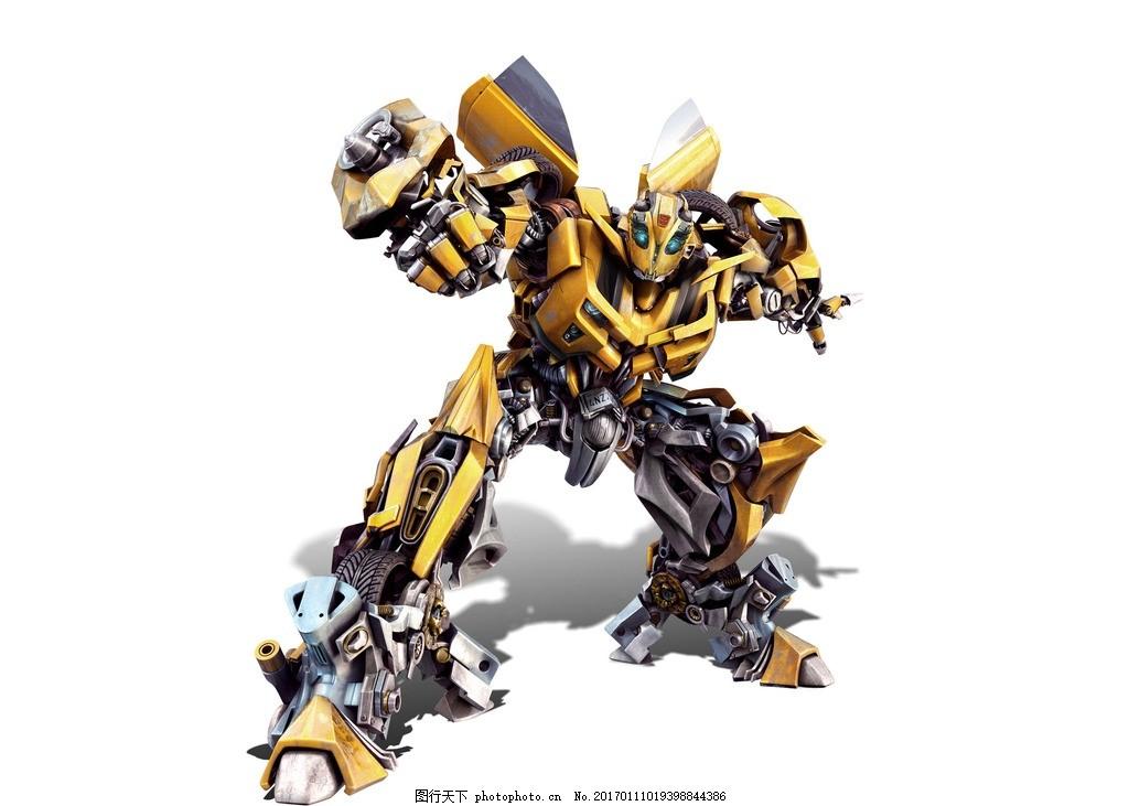 变形金刚2 变形金刚 机器人 大黄蜂 雪佛兰 科迈罗 汽车人 博派 电影
