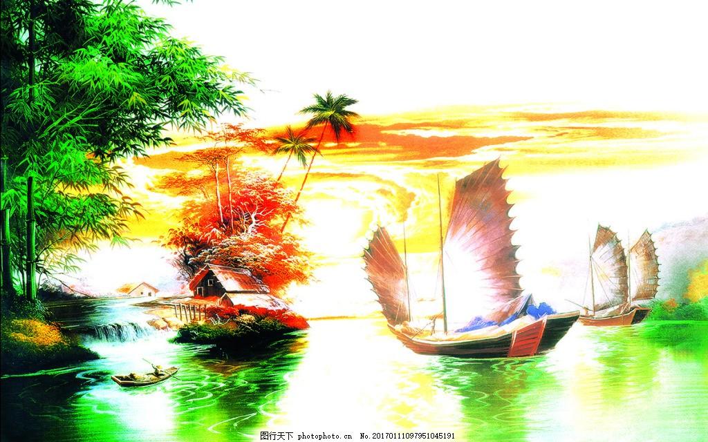 抽象画背景墙,壁纸 风景 高分辨率图片 高清大图 建筑