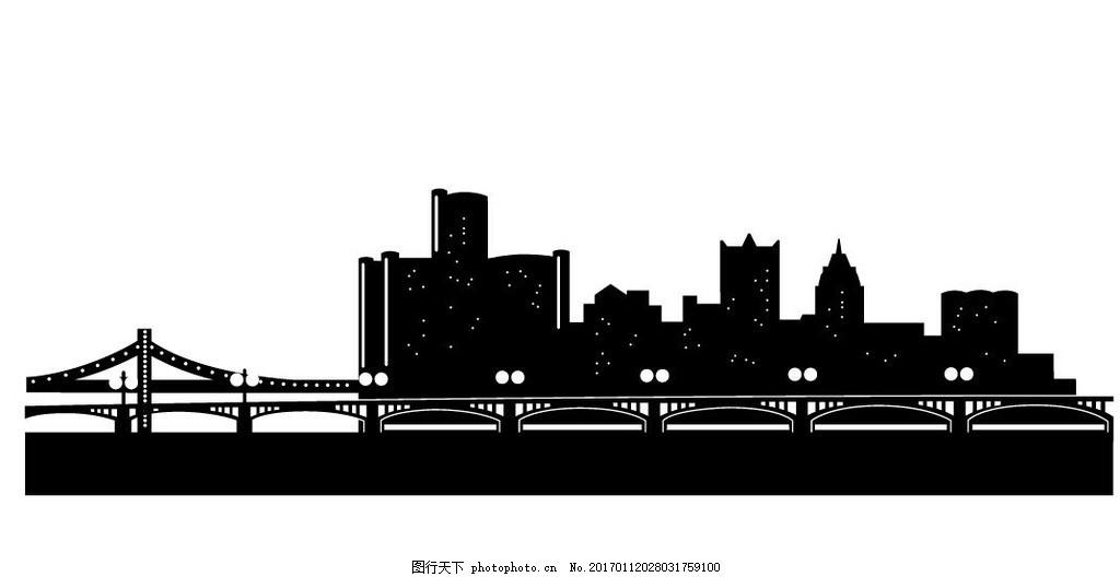 手绘地标建筑 北京建筑 上海地标建筑 东京地标建筑 深圳地标建筑