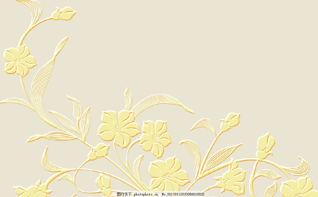欧式花纹 欧式花朵 花边花纹 欧式风格 电视背景墙 背景墙 设计 psd