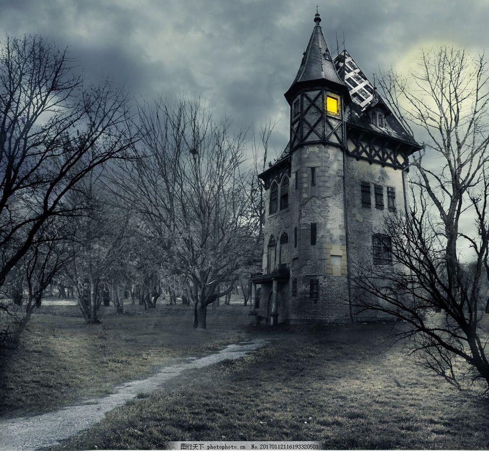 古堡风景图片素材 城堡 古堡 城堡建筑 古典建筑 古代城堡 欧洲城堡