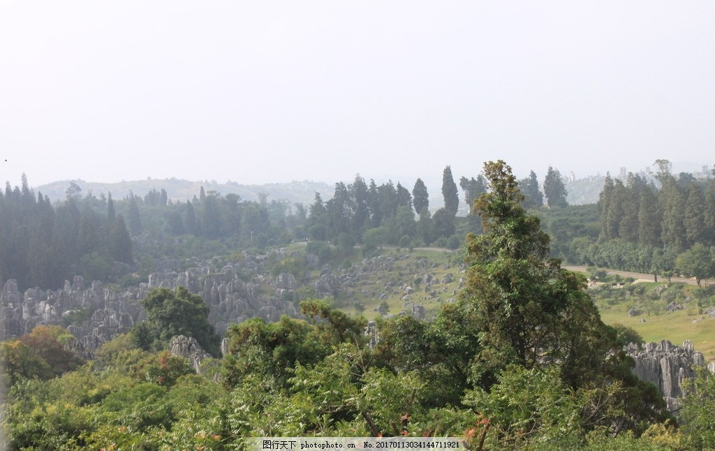 石林风景区