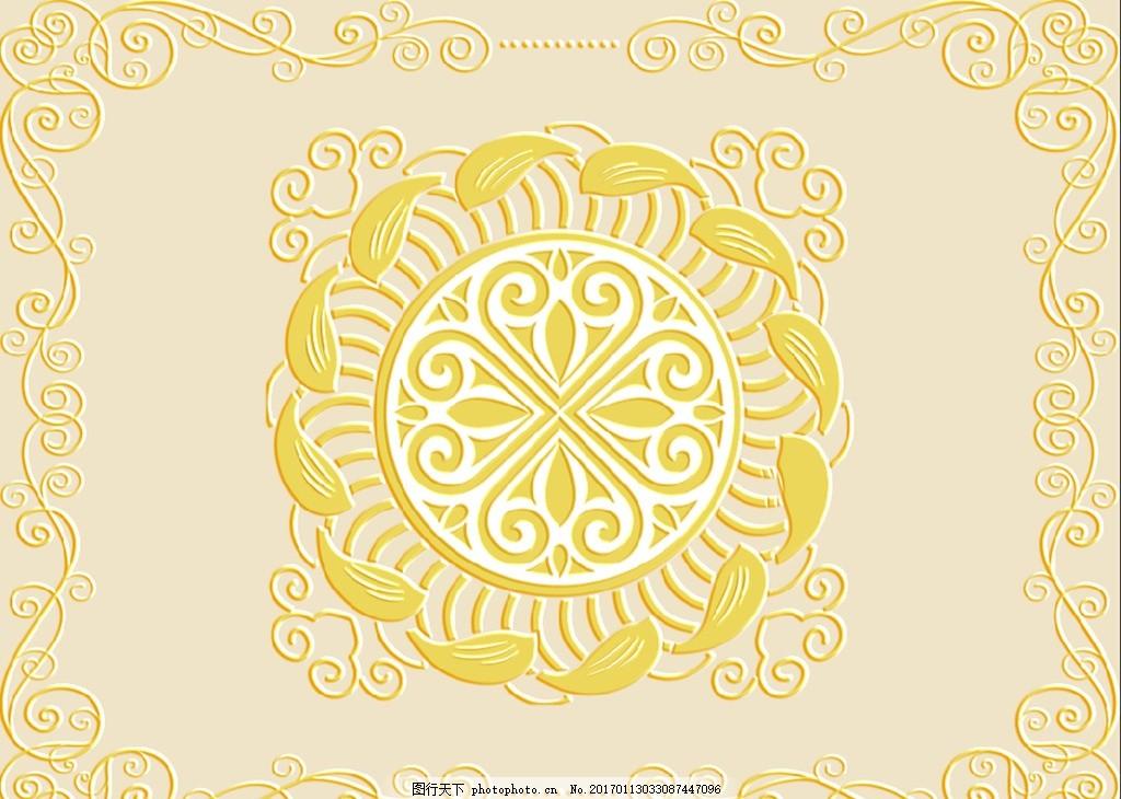 欧式天花吊顶背景墙 大理石纹 欧式花纹 欧式地毯 抛晶砖拼花图