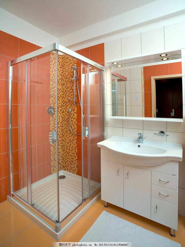 浴室装修效果图65 卫生间 浴室装修图片 浴室效果图 浴室装潢