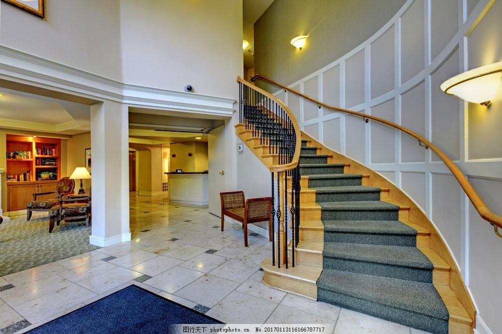客厅楼梯装饰设计 客厅楼梯装饰设计图片素材 客厅餐厅装饰设计 室内
