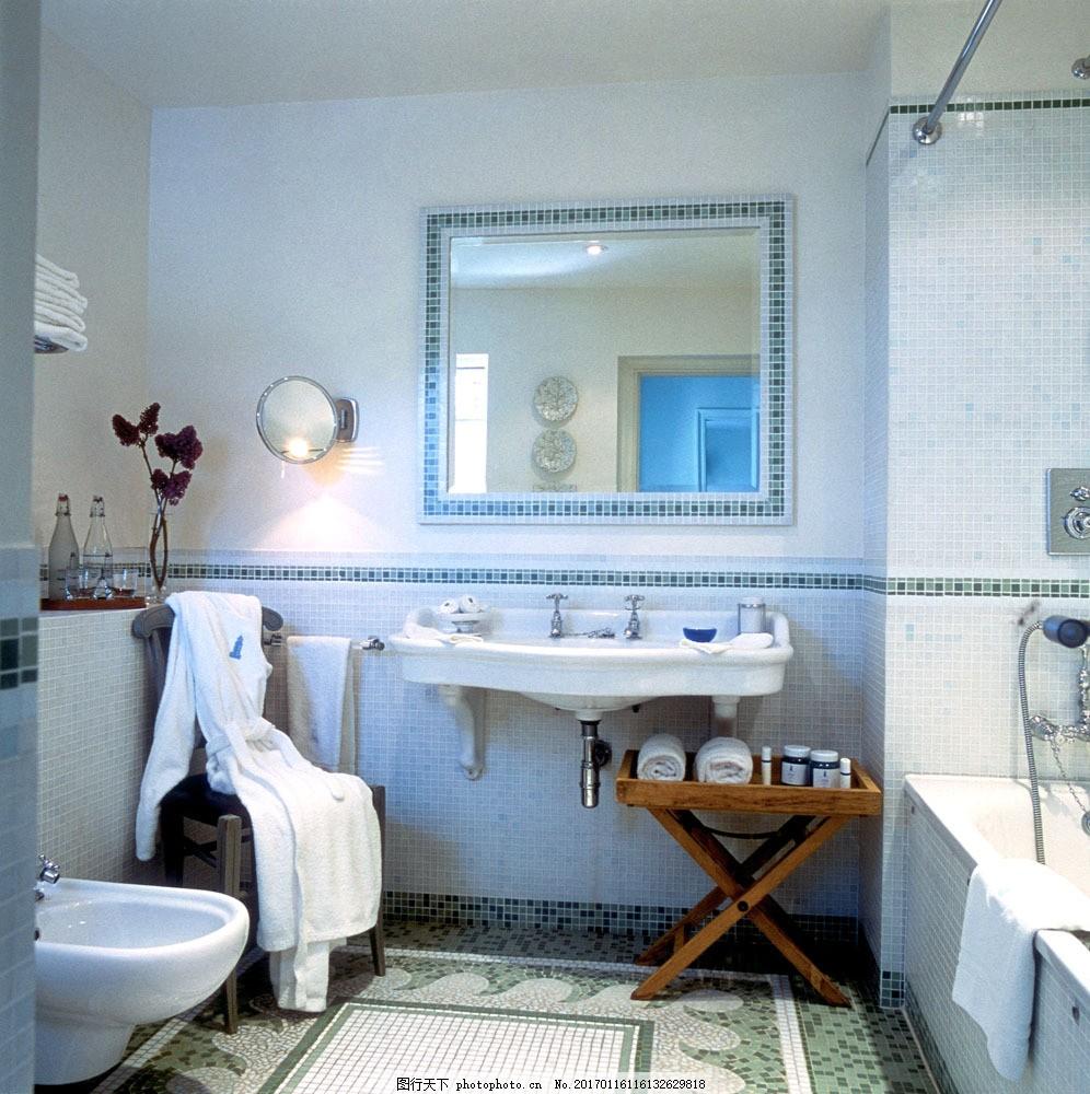 洗手间室内装修图片