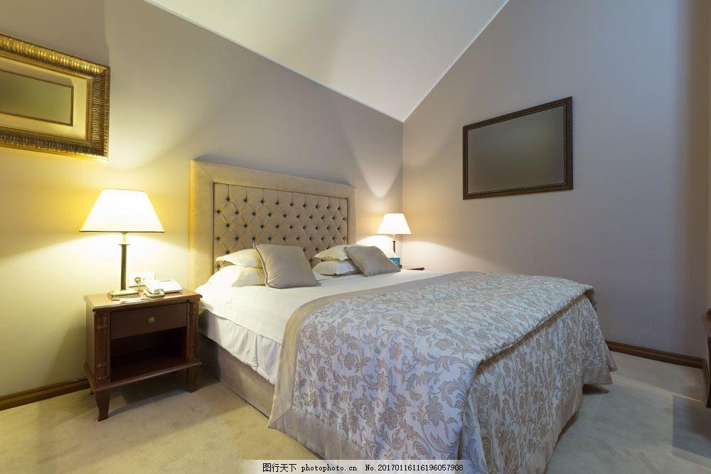 简洁卧室装修设计图片