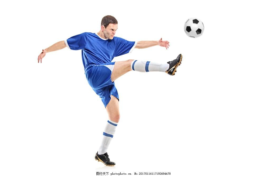 外国足球运动员图片