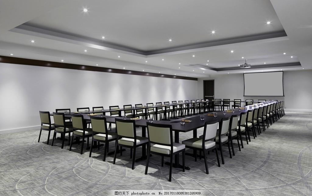 华尔街安达仕酒店 会议中心 会议室 大型会议室 商务洽谈 小型团体图片