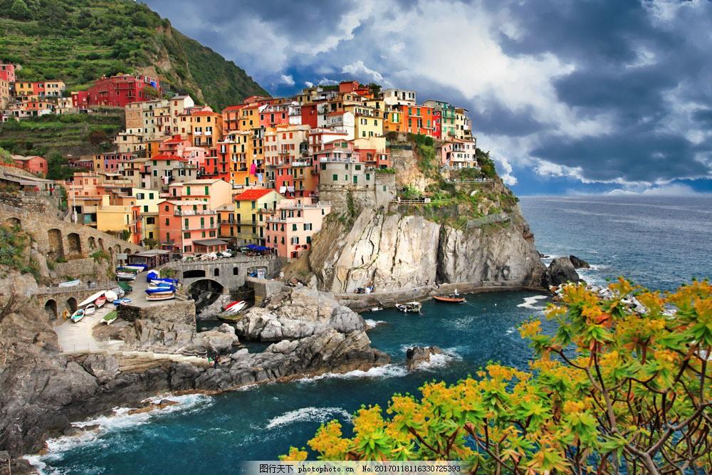 美丽爱琴海风景图片