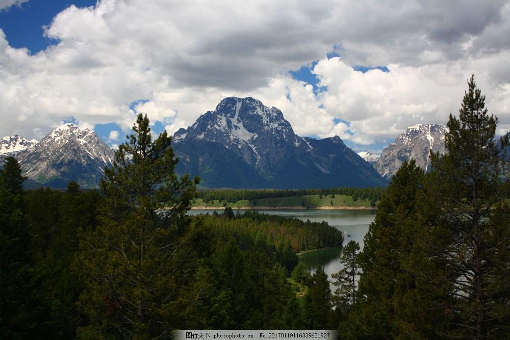 大自然风景 大自然风景图片素材 山水风景 自然景观 优美风光 自然