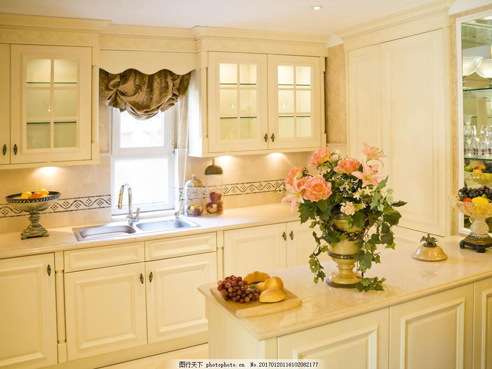 欧式厨房设计图片