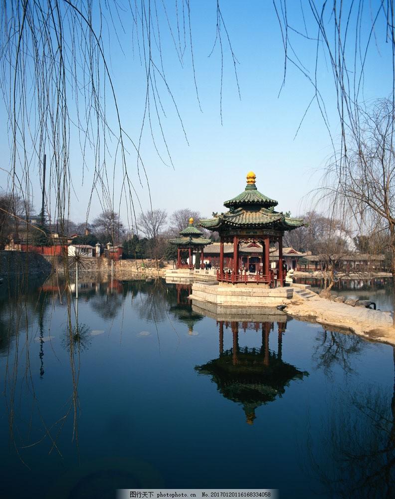 古建筑摄影图片素材 人文景观 旅游摄影 中国历史文物 传统文化 文化
