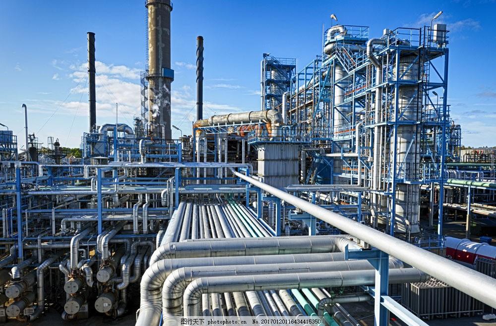 石油化工 石油化工图片素材 炼油厂 化工厂 石油工厂 天然气公司