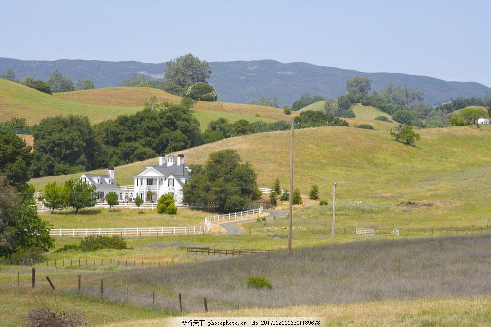 乡村风景摄影图片素材 大自然风景 风光摄影图片 自然风光 风光摄影