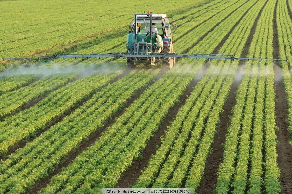 农场 农场图片素材 土地 田园风光 田地 农田 庄稼 施肥 美丽风景