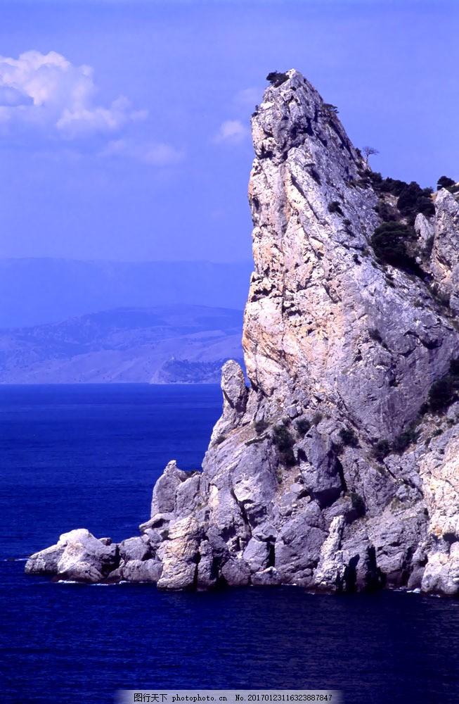 美丽海景 美丽海景图片素材 海洋风景 大海 海平面 海面 海水