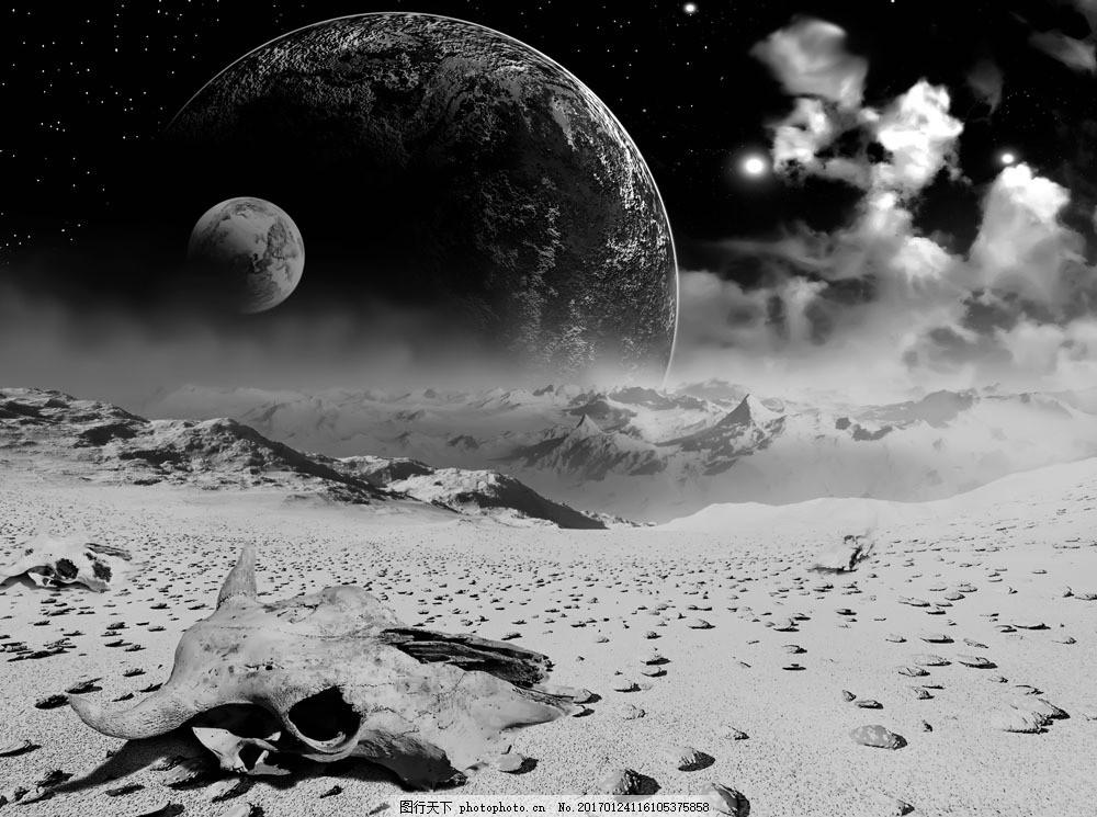 太空宇宙风景 外星球 外太空 宇宙 太空 天体 美丽风景 风景摄影 美丽