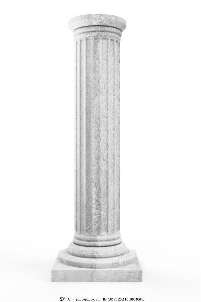 罗马柱石柱图片素材 罗马柱 石柱 仿古建筑 古典建筑 欧式建筑 古迹