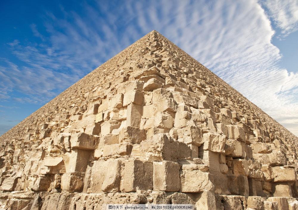金字塔摄影 金字塔摄影图片素材 埃及旅游景点 美丽风景 文明古迹