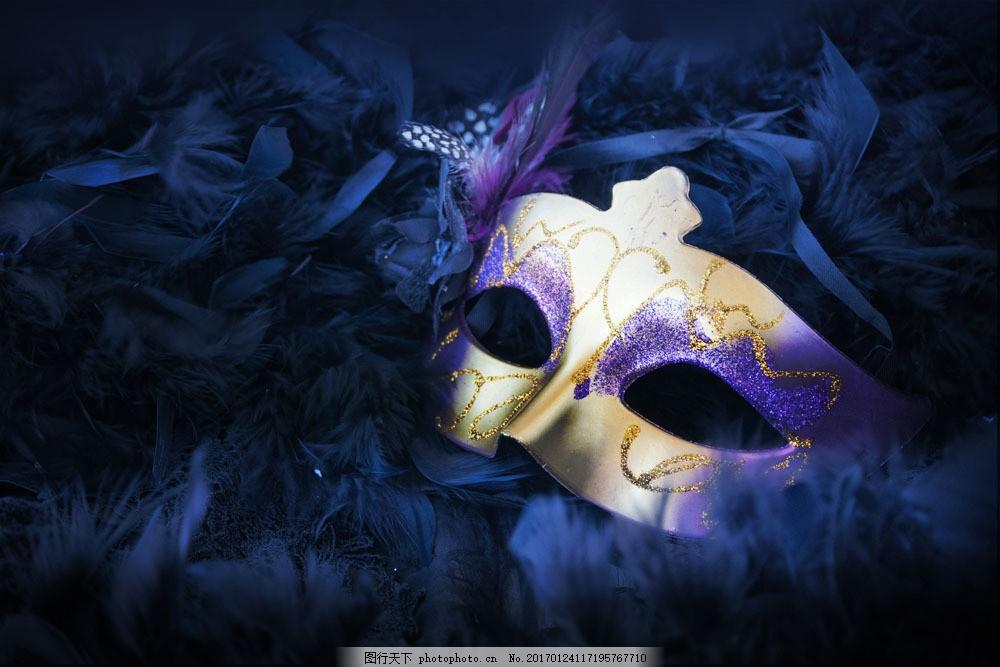 假面面具      面具 舞会面具 化妆舞会 狂欢节面具 节日庆典 生活
