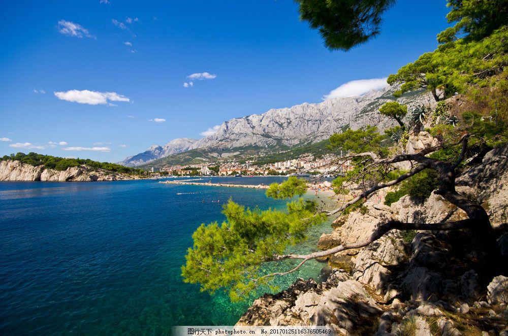 海边风景图片素材 海边风景 自然风景 风景 自然景观 大自然 海边