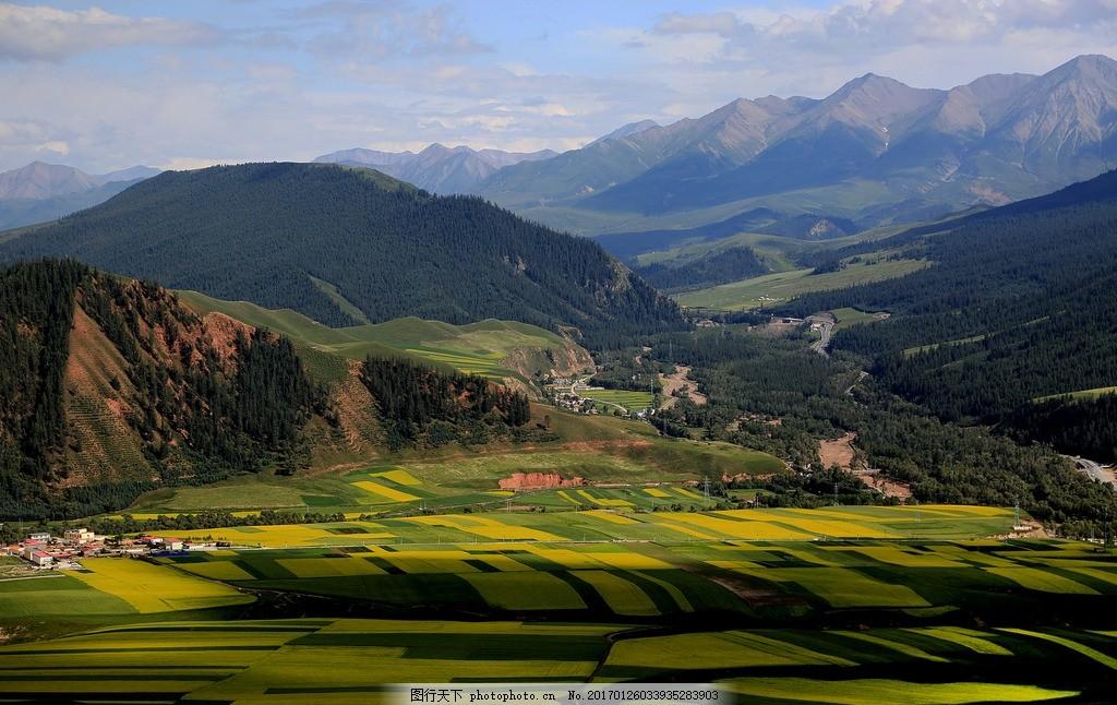 祁连山 唯美 风景 风光 旅行 自然 青海 祁连山脉 摄影 国内旅游