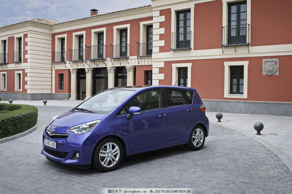 丰田汽车图片素材 轿车 汽车 工业生产 小车 交通工具 品牌汽车 汽车