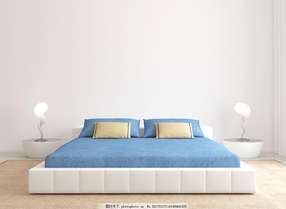 简洁卧室设计图片