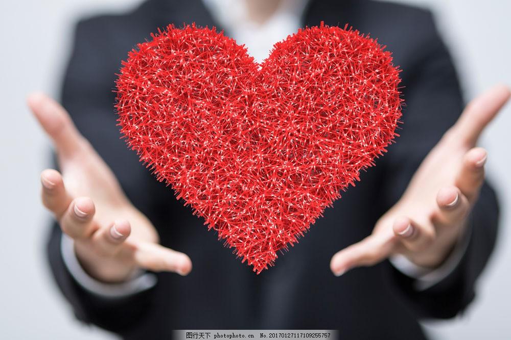 双手捧着爱心图片素材 双手捧着 爱心 桃心 红心 手势 爱心图片 生活