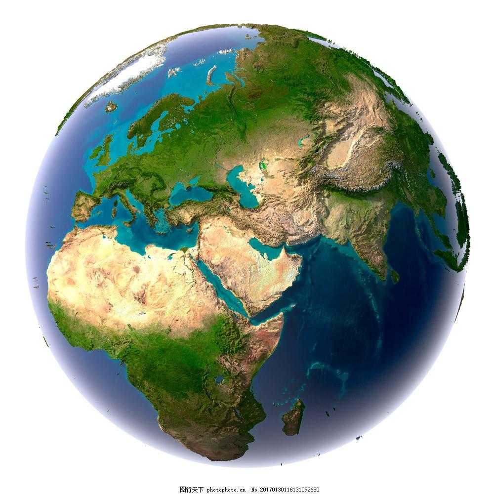星球背景素材 星球背景素材图片素材 立体地图 环保 地球 地球素材