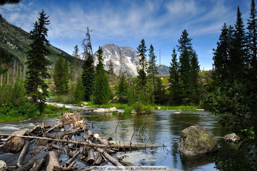 山水风景 山水风景图片素材 大自然风景 自然景观 优美风光 自然风光